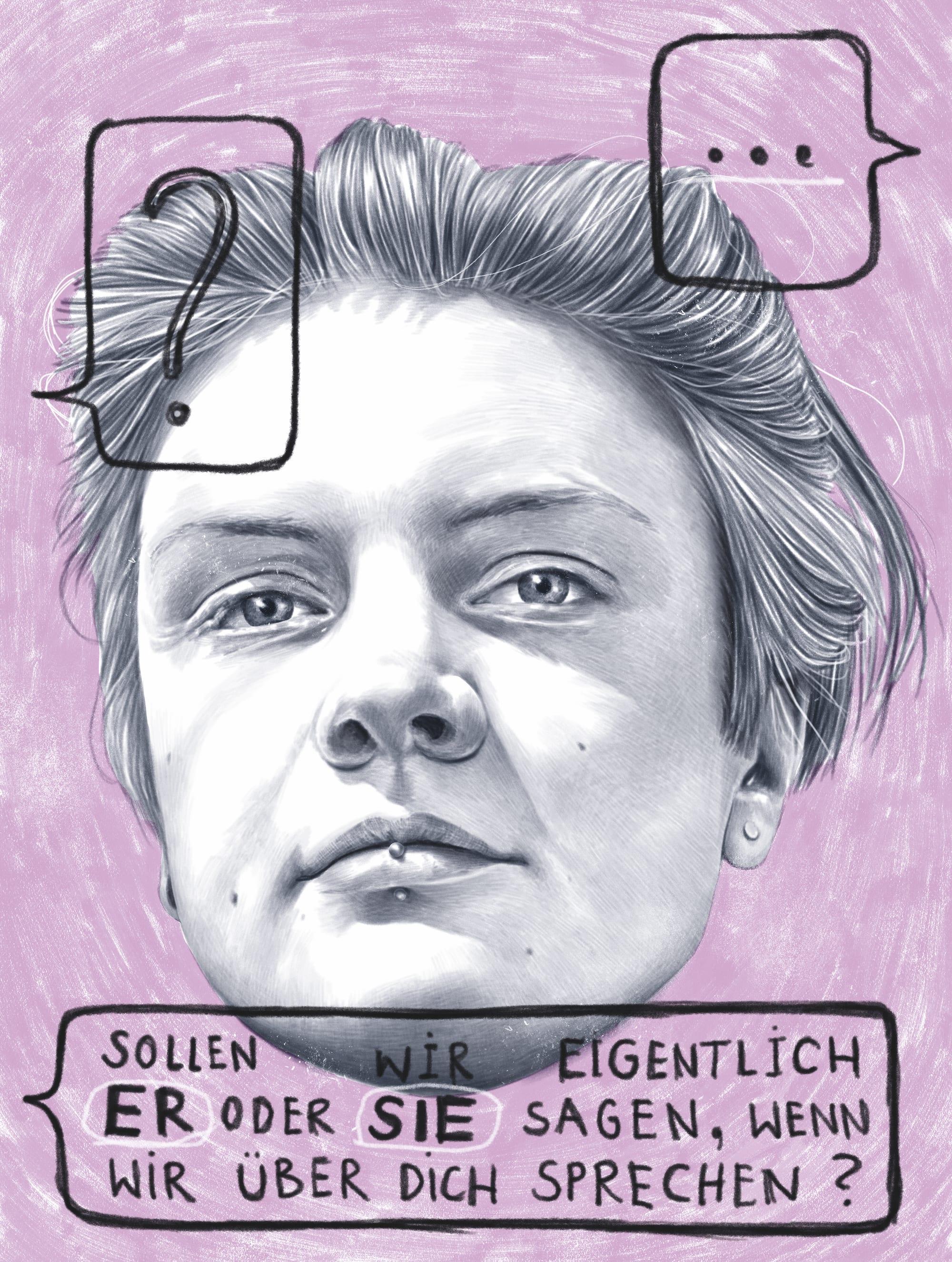 Illustrationen: Sören Kunz