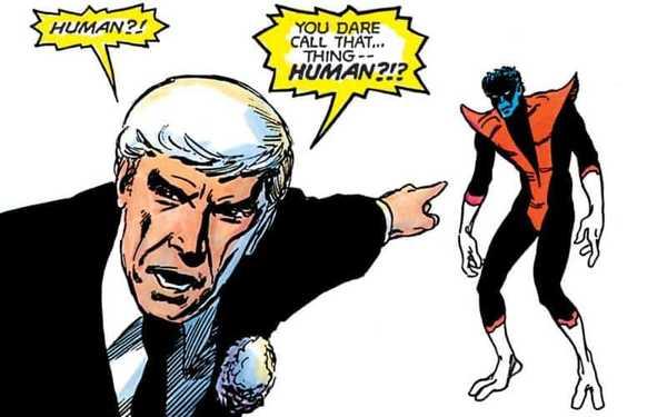 X-Men Deus Ama o Homem Mata