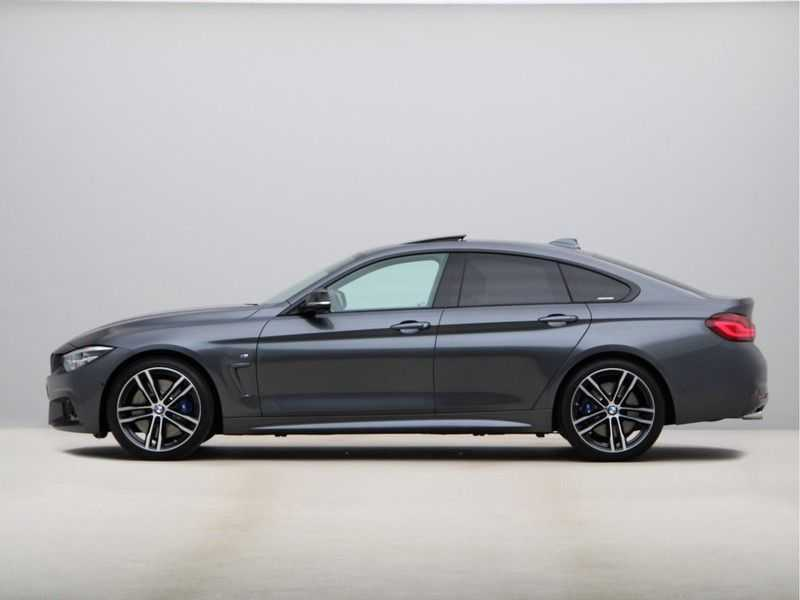 BMW 4 Serie Gran Coupé 430i High Executive M-sport afbeelding 7