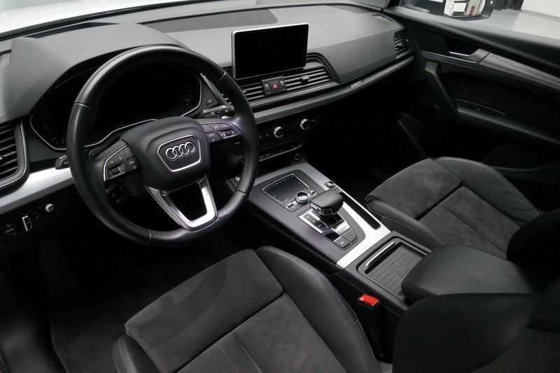 Audi Q5 2.0 TFSI quattro Design Luchtvering - Trekhaak - Virtual display afbeelding 2