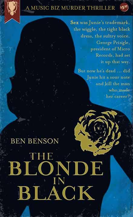 The Blonde in Black by Ben Benson