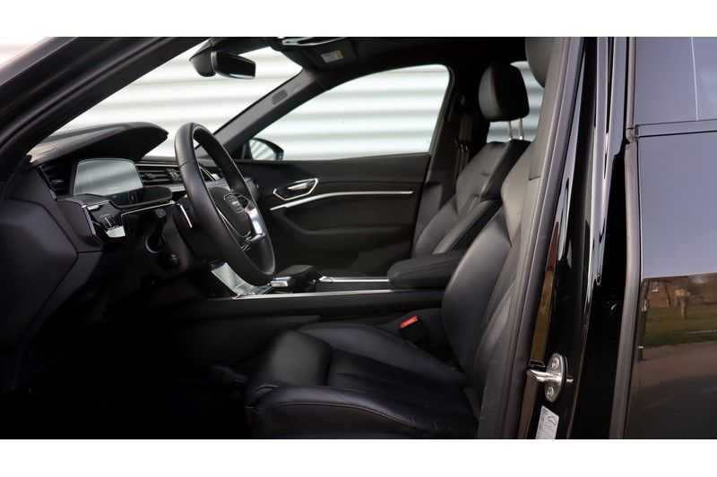 Audi e-tron 55 quattro Advanced Bang & Olufsen, Panoramadak, Head-Up Display, Soft-Close afbeelding 22