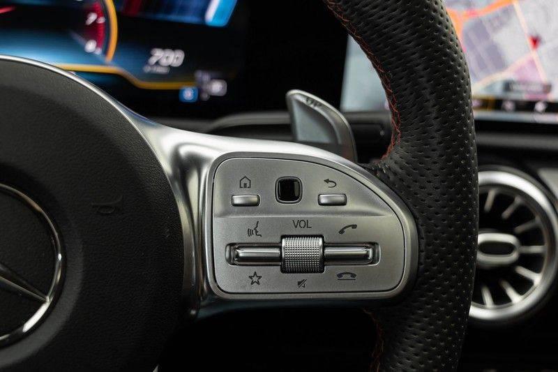 "Mercedes-Benz A-Klasse A35 AMG 306pk 4Matic AeroPack Panoramadak Nightpakket Schaalstoelen+Memory Widescreen Burmester AmbientLight Multibeam RideControl SuperSportStuur ComandOnline Full-Led 19"" Parktronic Camera Pdc afbeelding 22"