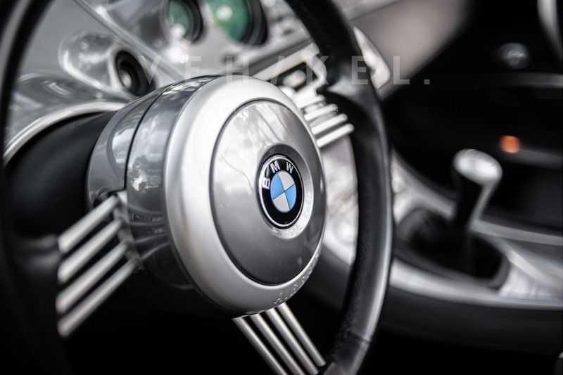 BMW Z8 5.0 // Hardtop // Titansilber afbeelding 21
