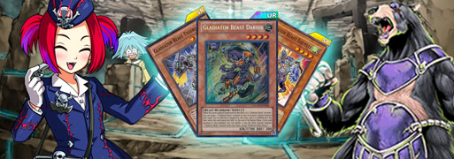 Duel Island Gladiator | Duel Links Meta