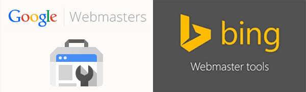 Google Webmasters e Bing Webmasters