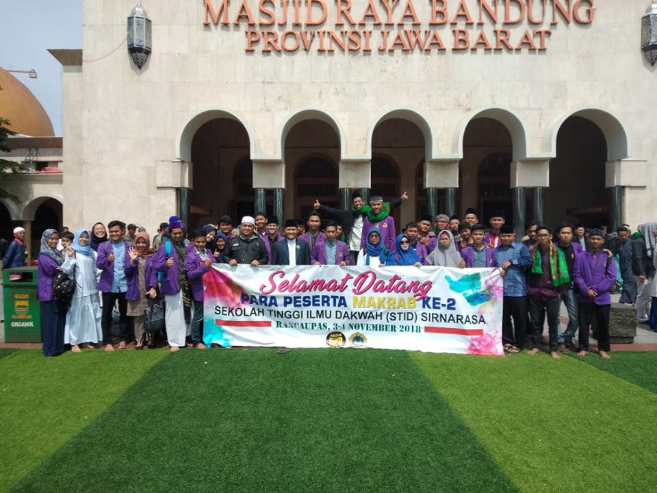 Manaqib Internasional 3 Bandung dan MAKRAB 2