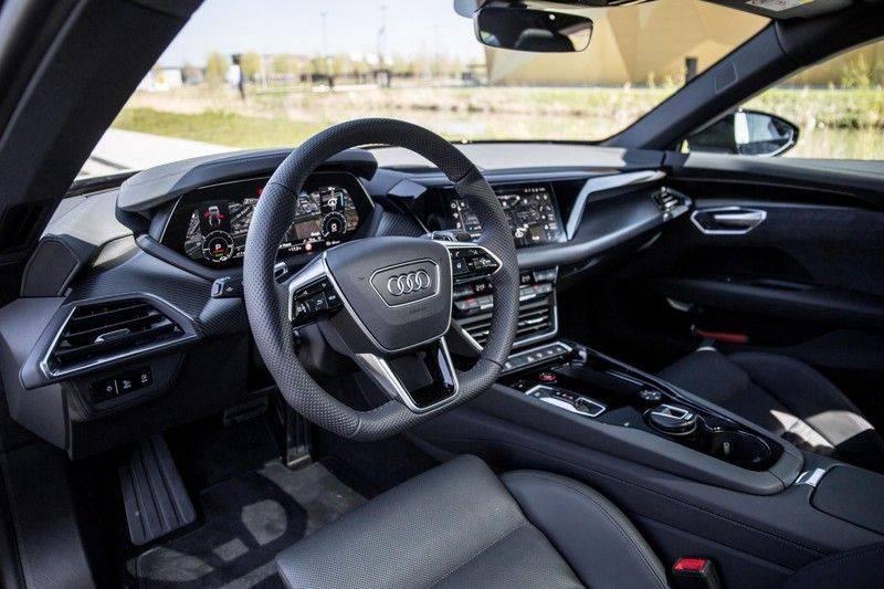 "Audi e-tron GT edition ZERO | Head-Up | B&O Sound | Carbon | S-Sportstoelen | Pano.Dak | Matrix LED | 21"" LM-velgen | afbeelding 17"
