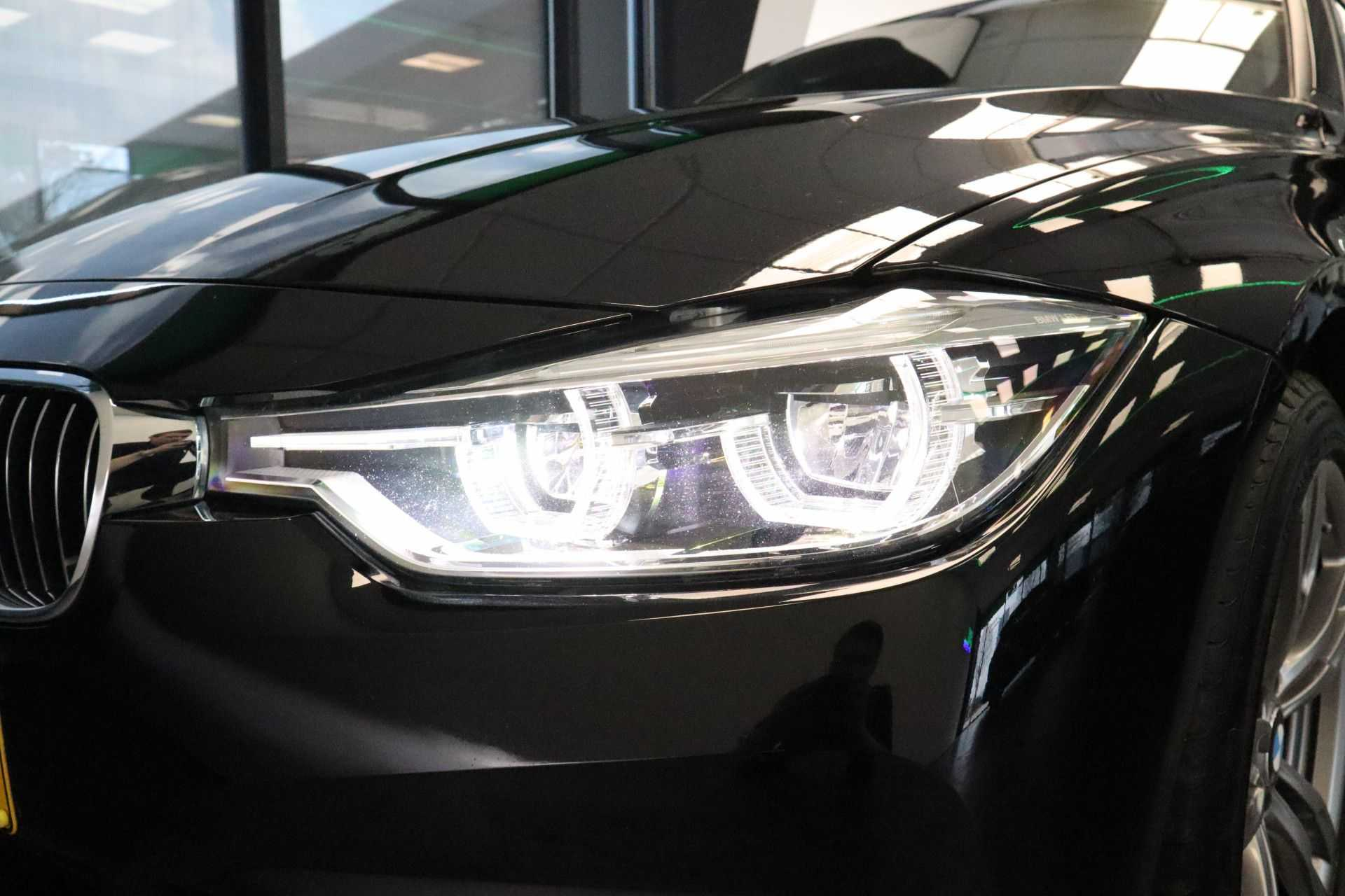 """BMW 3 Serie 330e M Sport Full Led Navigatie Clima Cruise 18""""LM afbeelding 8"""