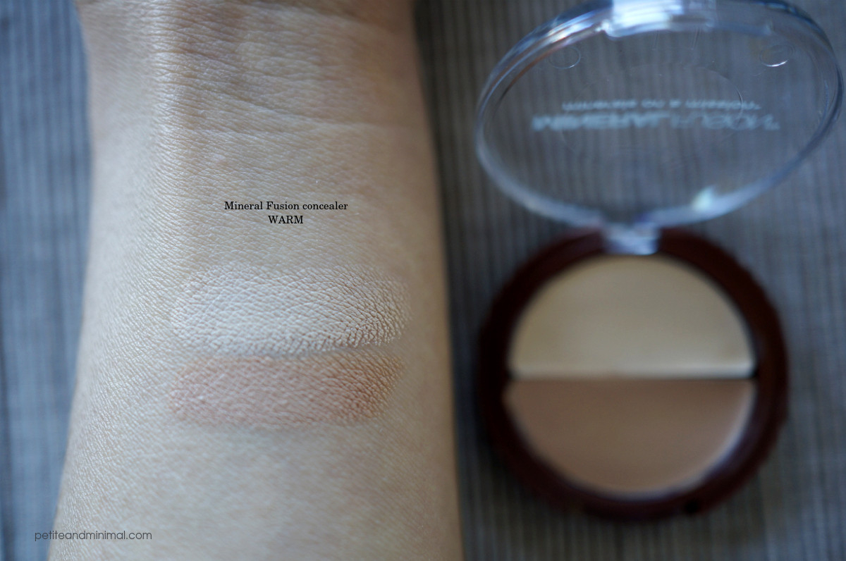 Mineral Fusion Concealer Warm