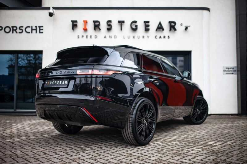 "Land Rover Range Rover Velar 2.0 D240 AWD HSE *Meridian / Pano / Memory / 22"" / DAB* afbeelding 8"