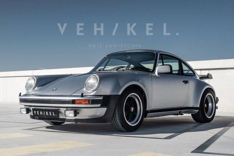 Porsche 911 930 3.3 Turbo Coupé // uitzonderlijk mooie staat afbeelding 8