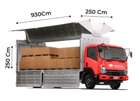 TrawlTruck - Cold Diesel Double Wingbox \<