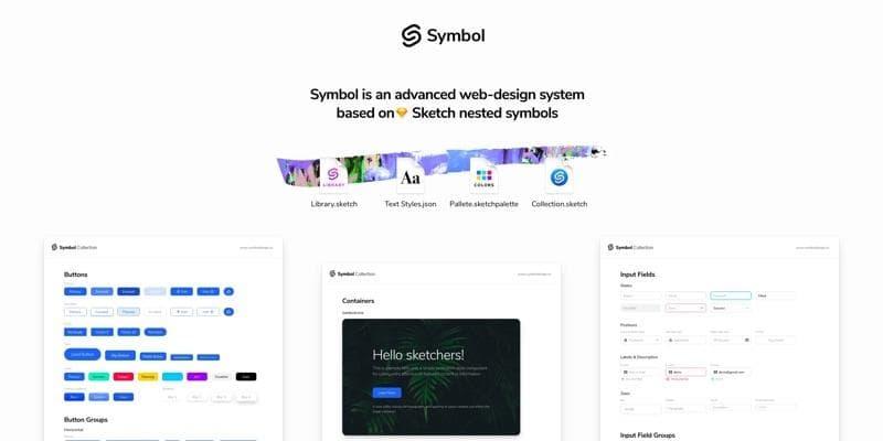 Symbol Design System