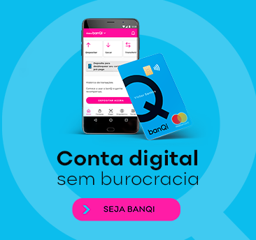 Conta Digital sem burocracia
