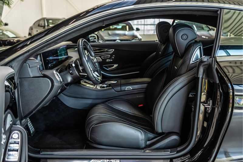 Mercedes-Benz S-Klasse Coupé 63 AMG 4MATIC+ Premium Plus afbeelding 9