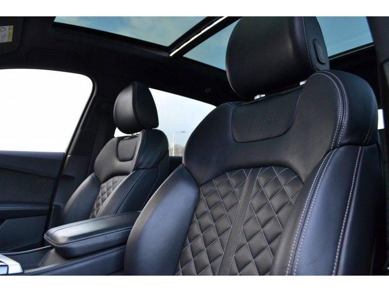 Audi SQ7 4.0 TDI 435pk quattro Pano Nachtz ACC HUD 4wielbest Ruitstiksel Luchtv 22inch Carbon afbeelding 9