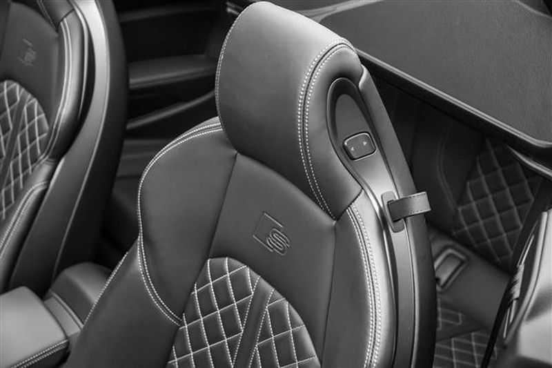 Audi S5 CABRIO HEADUP+SPORTDIFF+TOPVIEW NP.132K afbeelding 15