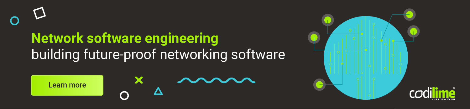 Network Software Engineering Services CodiLime