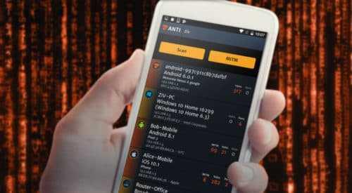 zanti hacking app android