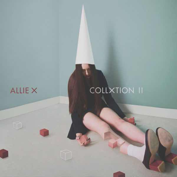 album art for Collxtion II by Allie X