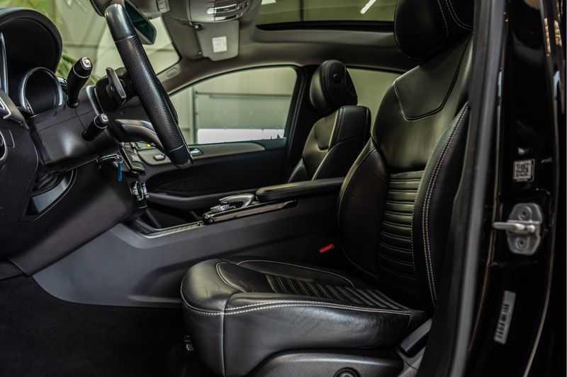 Mercedes-Benz GLE Coupé 350 d 4MATIC AMG | Trekhaak | Comand | Camera | panoramadak | Apple Car Play | Privacy glas | BTW | afbeelding 10