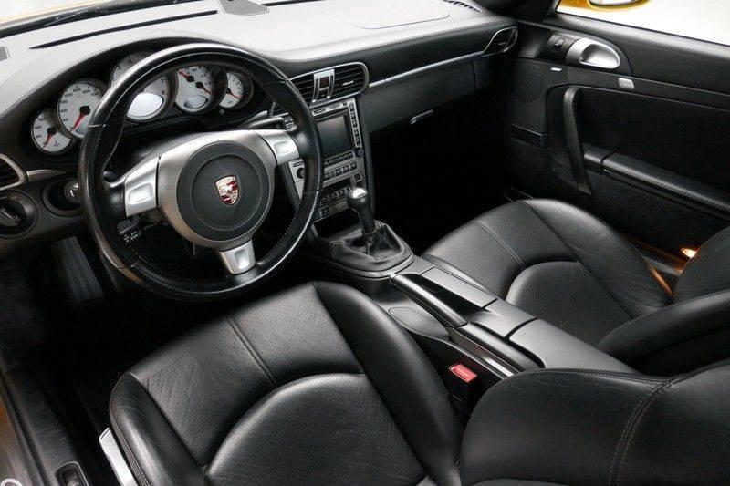 Porsche 911 3.8 Carrera S Handgeschakeld afbeelding 15