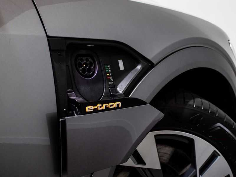 Audi e-tron 50 quattro Business edition Plus Incl. BTW | Pano.Dak | B&O Sound | 8% bijtelling | afbeelding 3