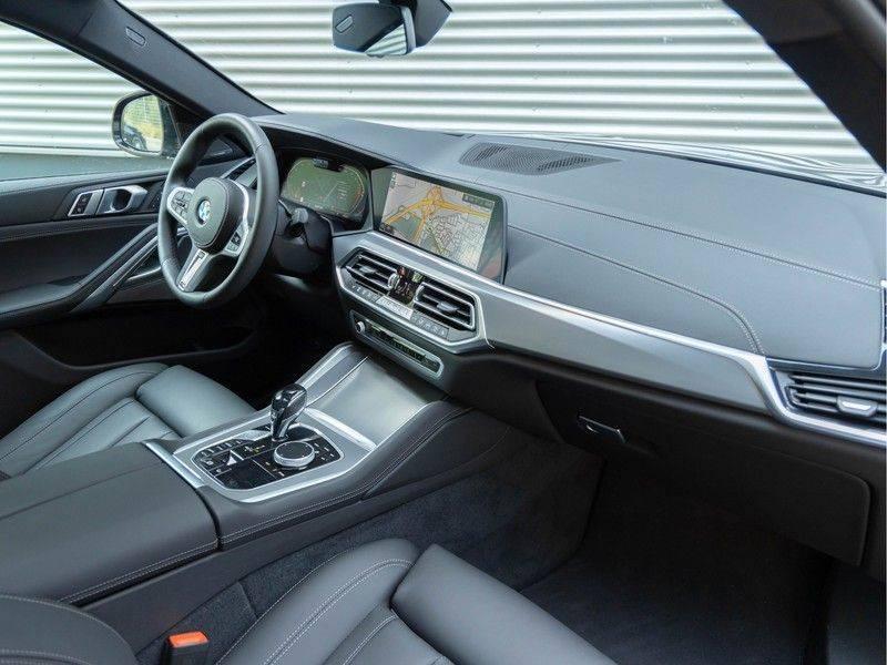 BMW X6 xDrive40i High Executive - M-Sport - Trekhaak - Head-up - Driving Ass Prof afbeelding 14