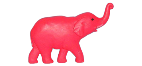 Pink Elephant photo
