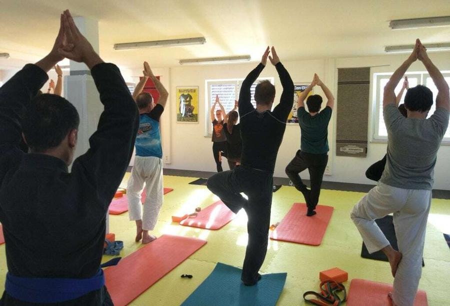 Der Aufbau einer Business Yogastunde
