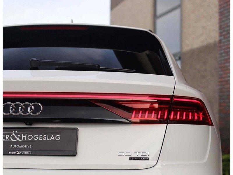 Audi Q8 50TDI Quattro *22'*Pano*B&O*Standkachel*Soft-Close* afbeelding 17