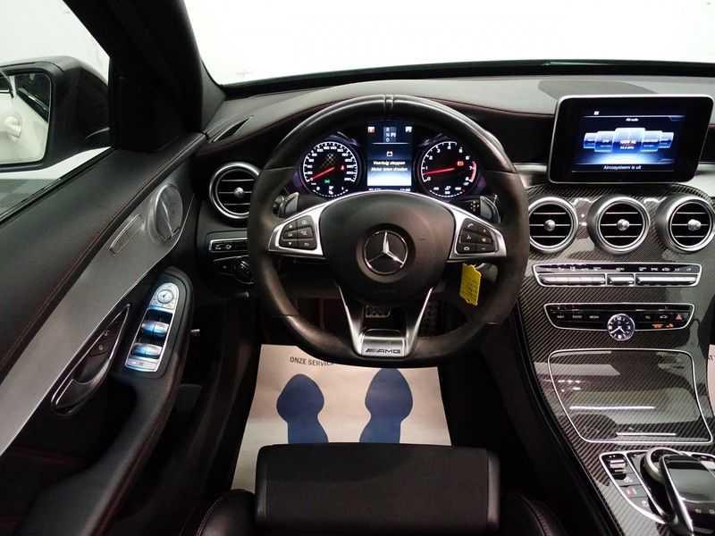 Mercedes-Benz C-Klasse 43 AMG 4MATIC 368pk Performance Carbon, Pano, Full afbeelding 6