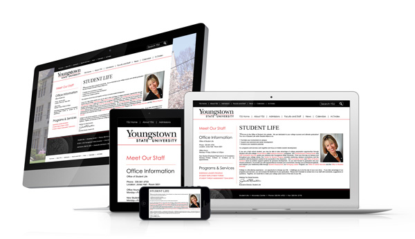 YSU Web Design