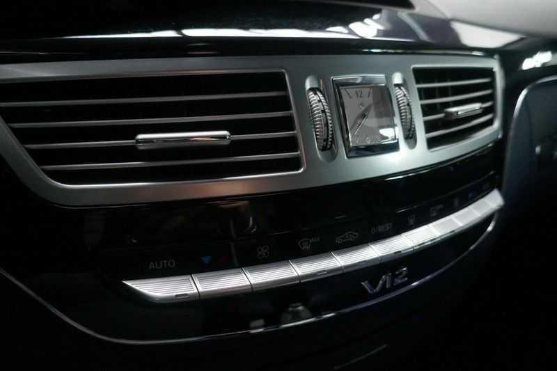 Mercedes-Benz S-Klasse 600 GUARD VR7 afbeelding 17