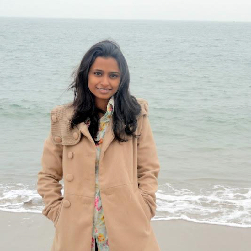 Swetha Suresh / UI/UX Designer