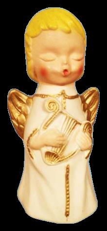 Illuminated Angel photo