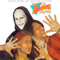 Whoa! Bill and Ted's Bogus Journey soundtrack