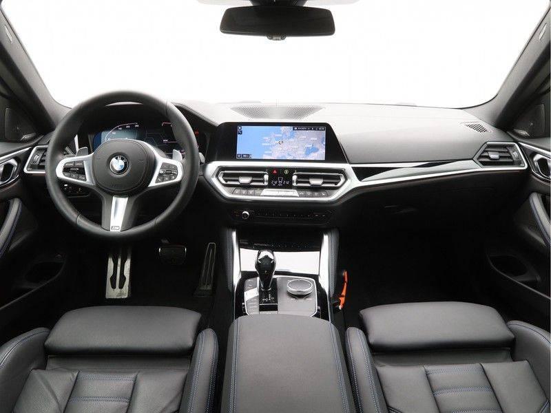 BMW 4 Serie Coupé 430i High Exe M-Sport Aut. afbeelding 13