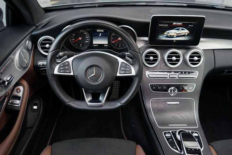 Mercedes-Benz C-Klasse Coupé 300 Prestige afbeelding 18
