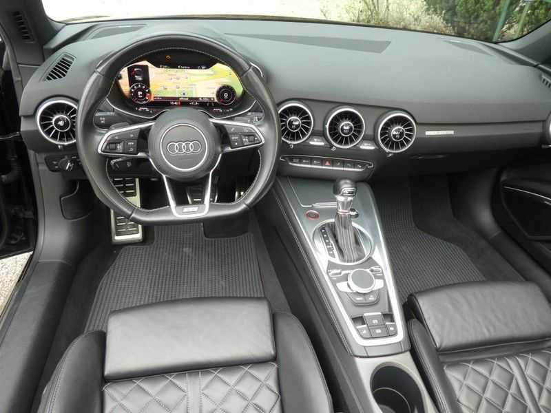 Audi TT TTS Roadster 2.0 TFSI Quattro afbeelding 16