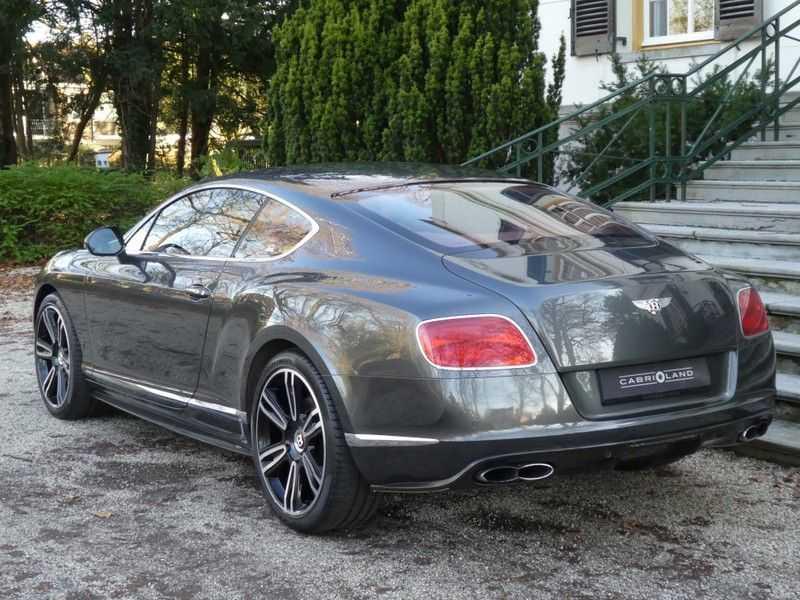 Bentley Continental GT 4.0 V8 GT afbeelding 11