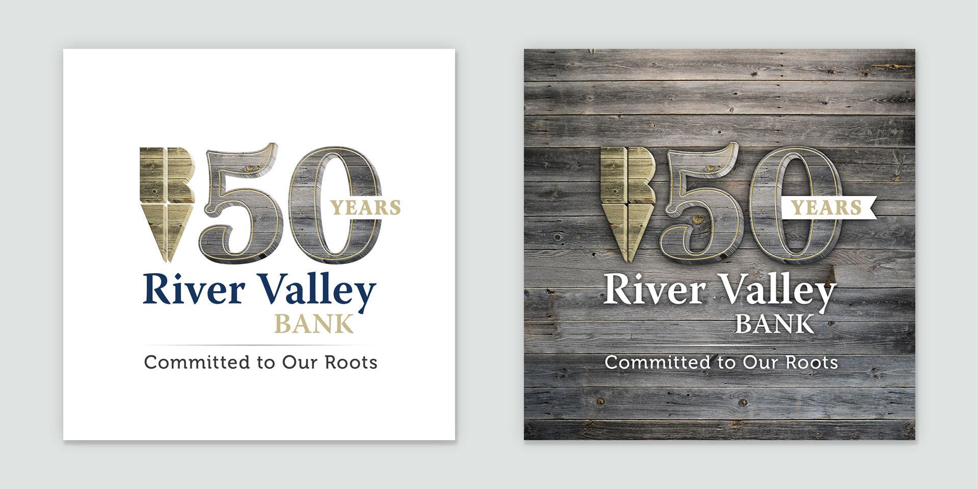 RVB 50th Logo