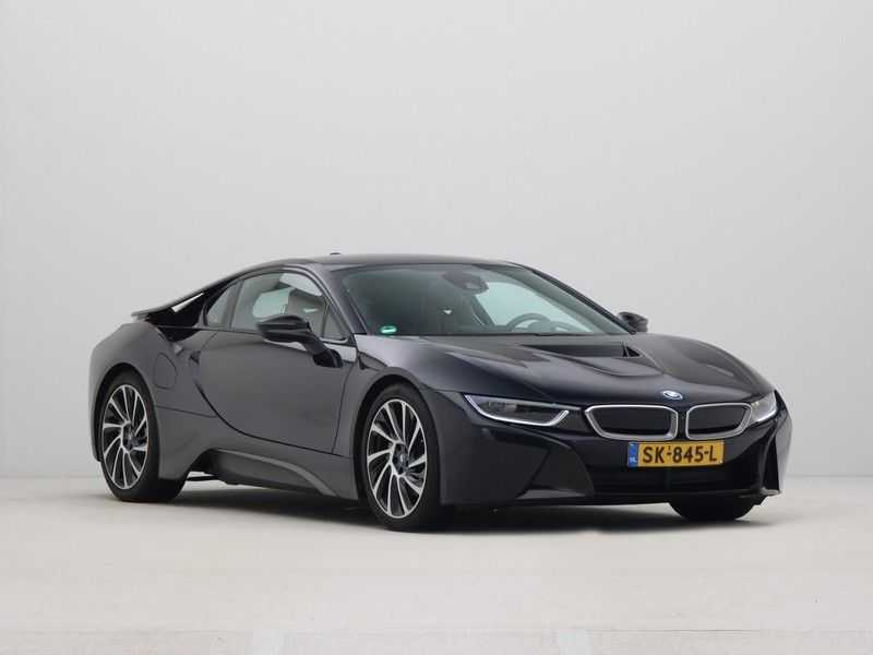 BMW i8 Coupe 1.5 Carbon Edition afbeelding 3
