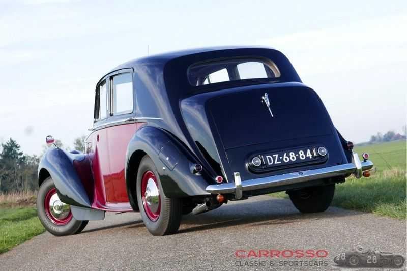 Bentley MARK VI Sports Saloon 4.25 Litre afbeelding 12