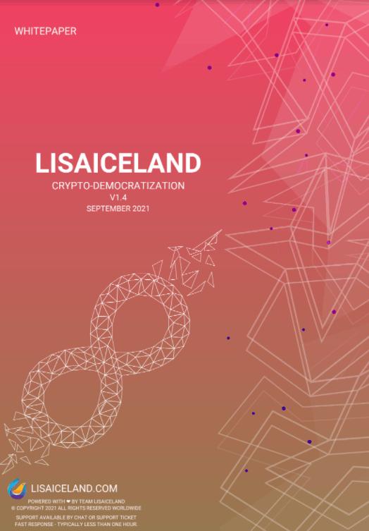 Lisaiceland Master Whitepaper