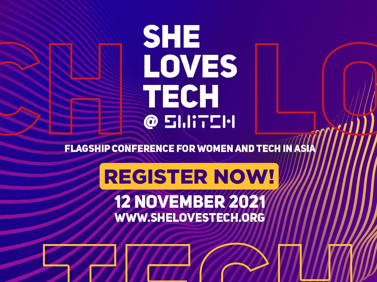 She Loves Tech Conference