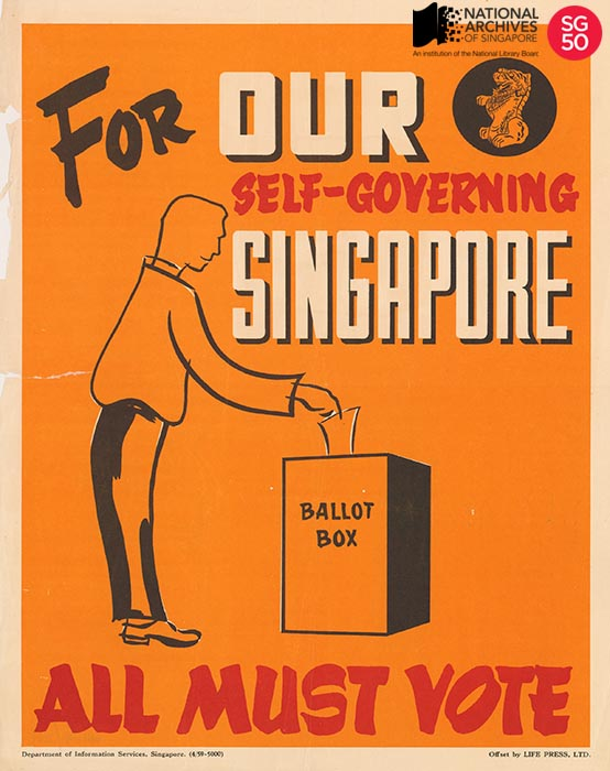 Department of Information Services Collection, National Archives of Singapore