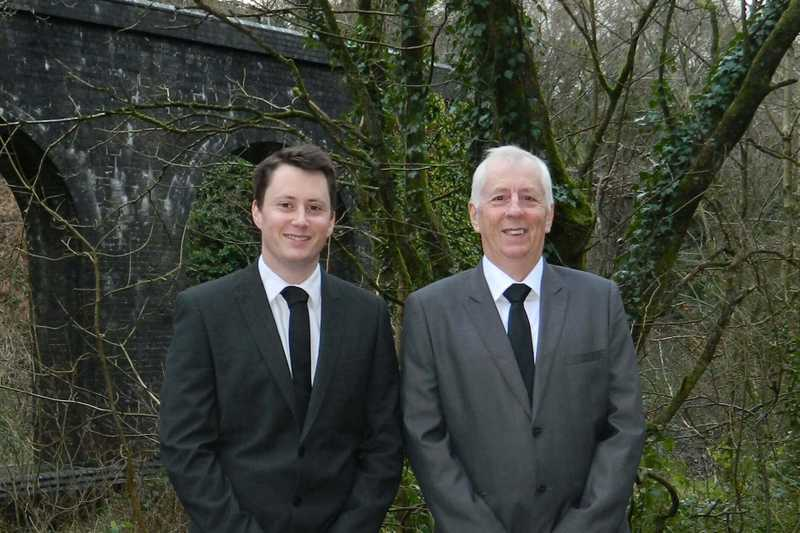 Image of Mark Ivor Thomas and Ivor Neil Thomas of Ivor Thomas Funerals
