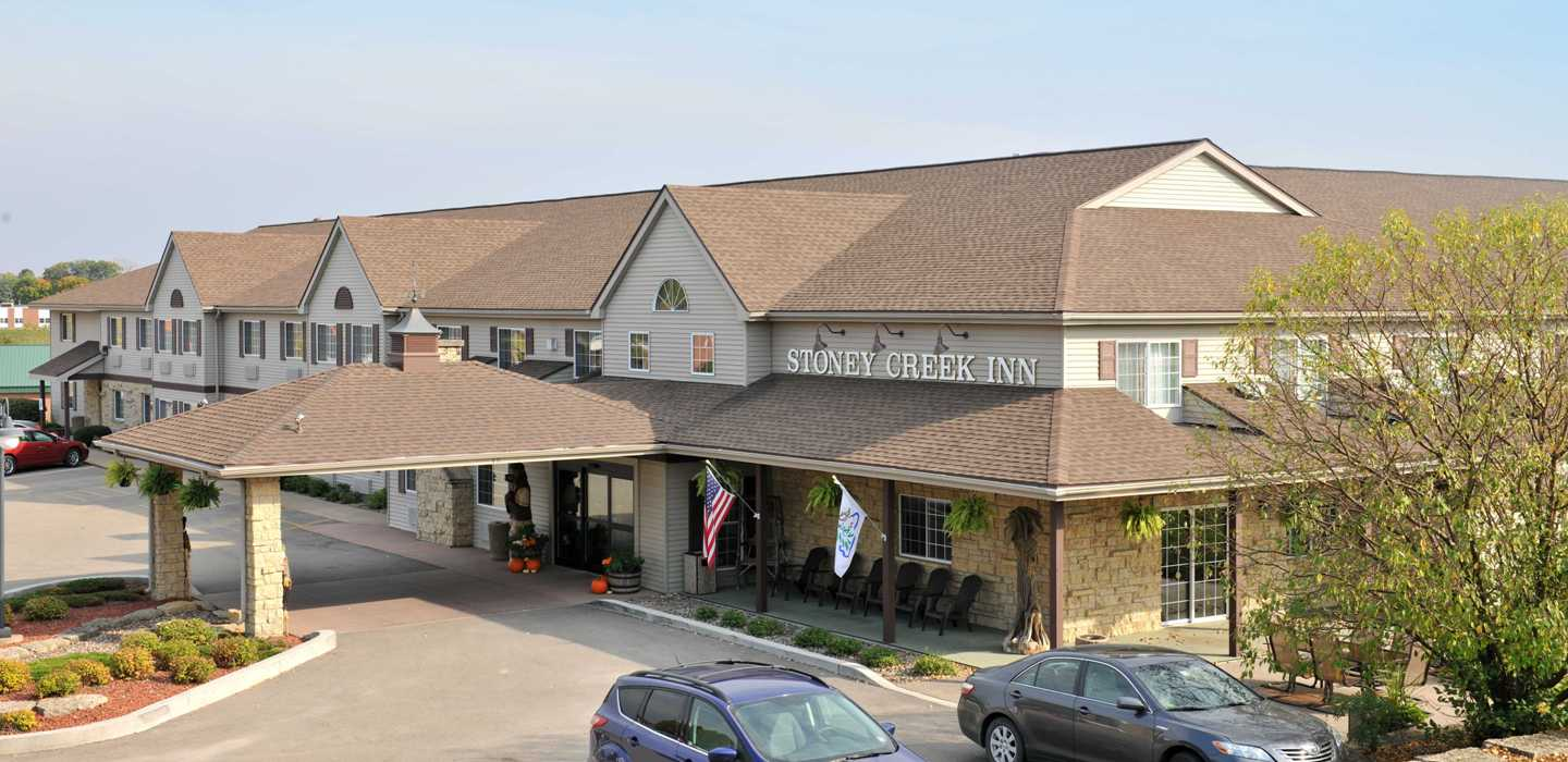 Exterior - Stoney Creek Inn Galena, IL